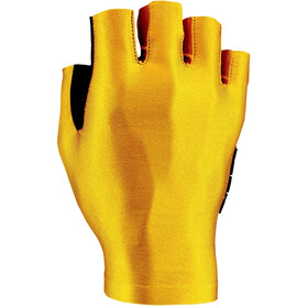 Supacaz SupaG Short Finger Gloves gold